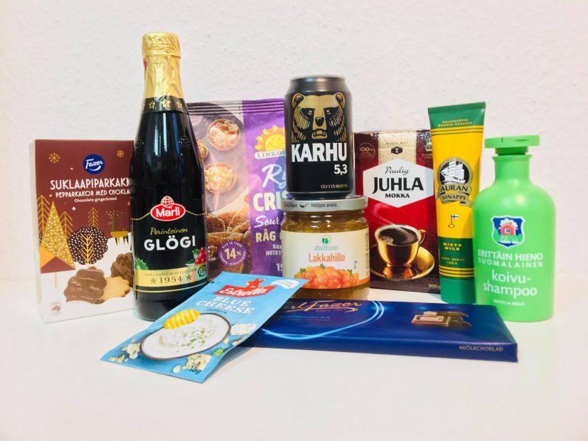 Geschenkideen für Finnlandfans