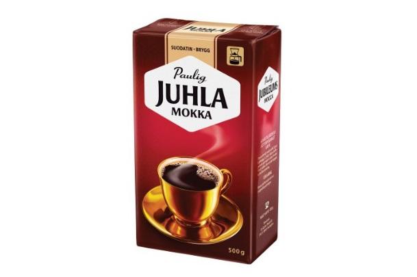 Juhla Mokka - finnischer Kaffee