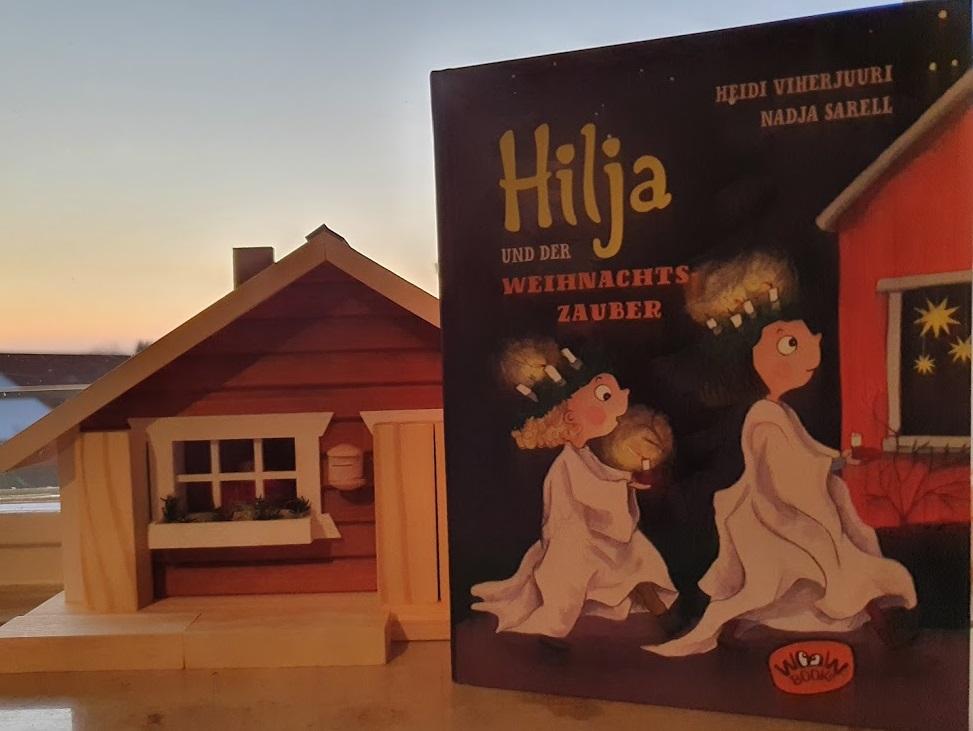 Heidi Viherjuuri - Hilja und der Weihnachtszauber
