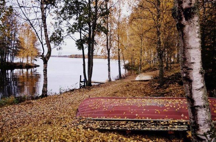 Herbst in Sastamala
