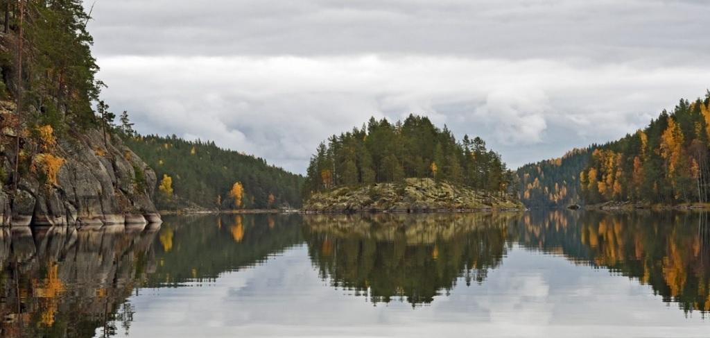 Kolovesi Nationalpark in Finnland