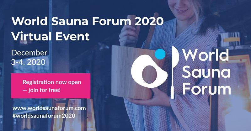 World Sauna Forum 2020 Eventbild
