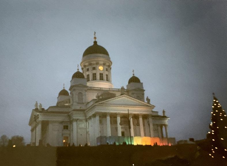 Dom von Helsinki im Jahr 2001