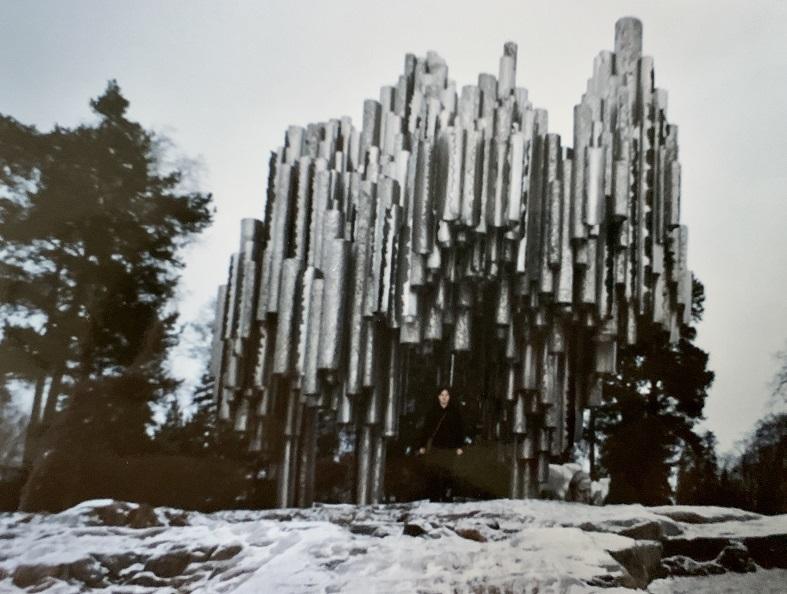 Sibelius-Monument in Helsinki