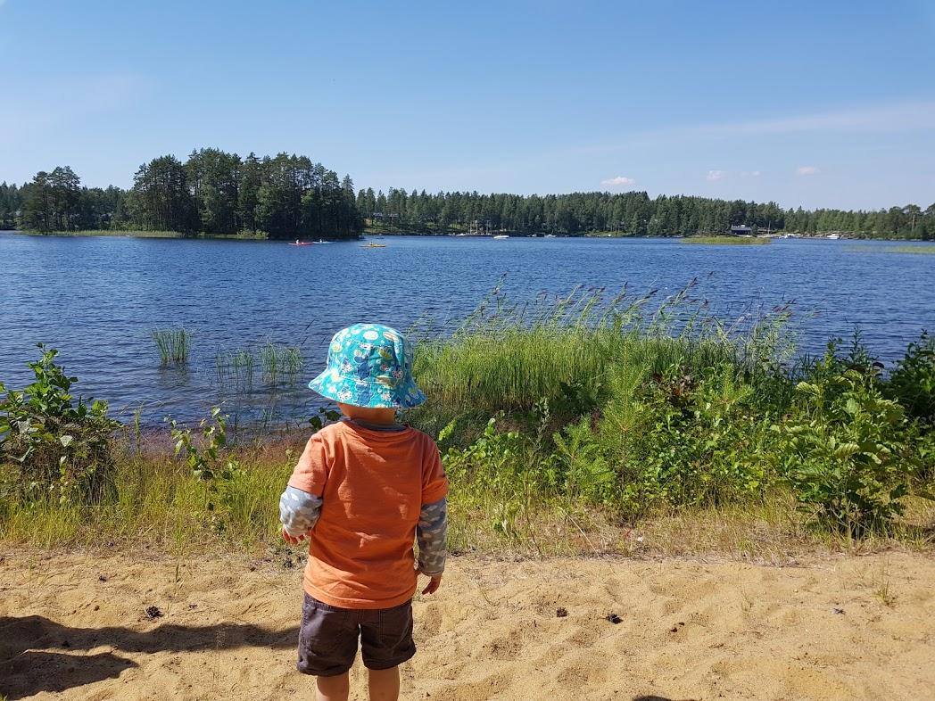 Sommerreise nach Finnland