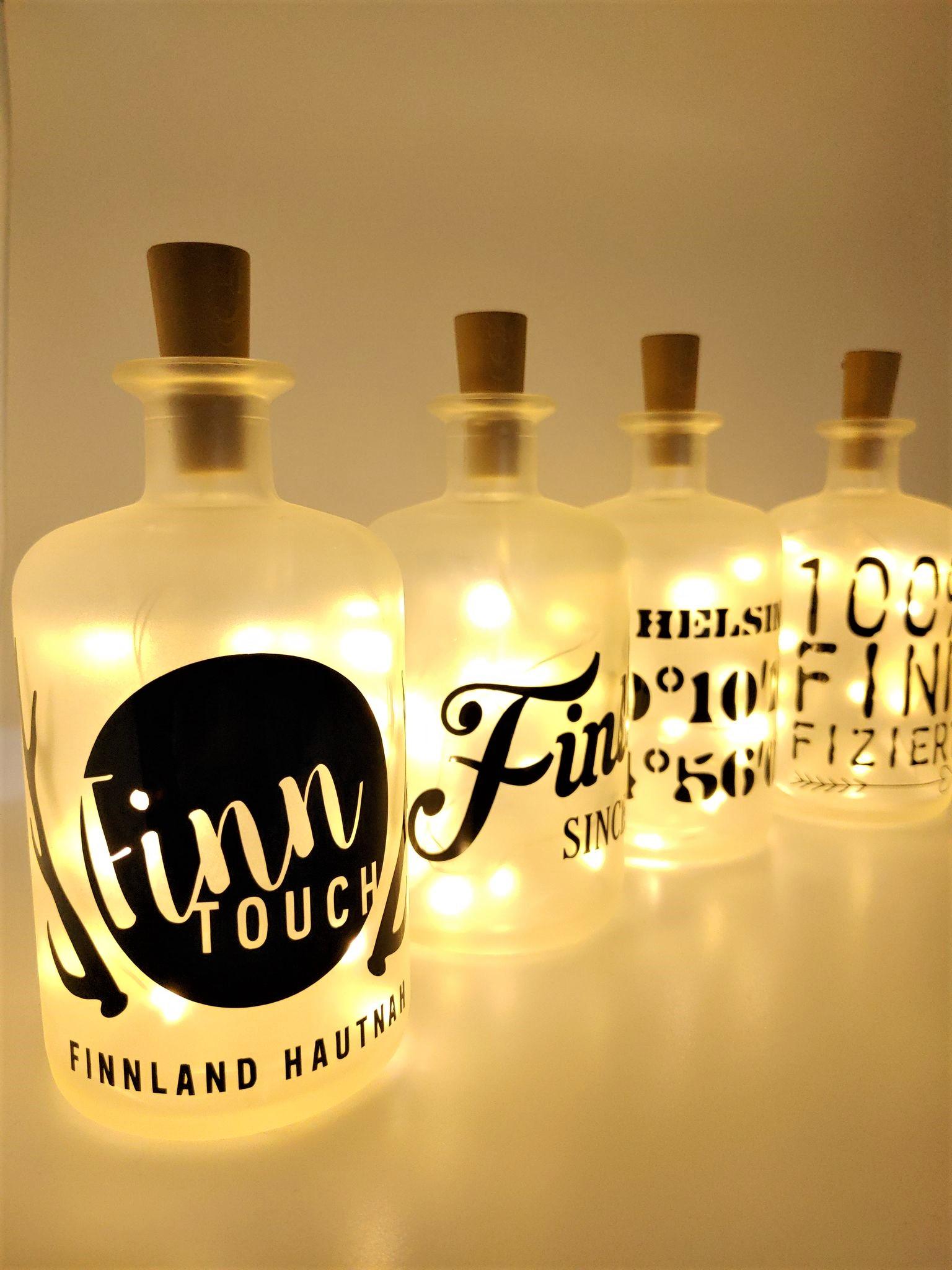 Finnland Flaschenlichter bestellen