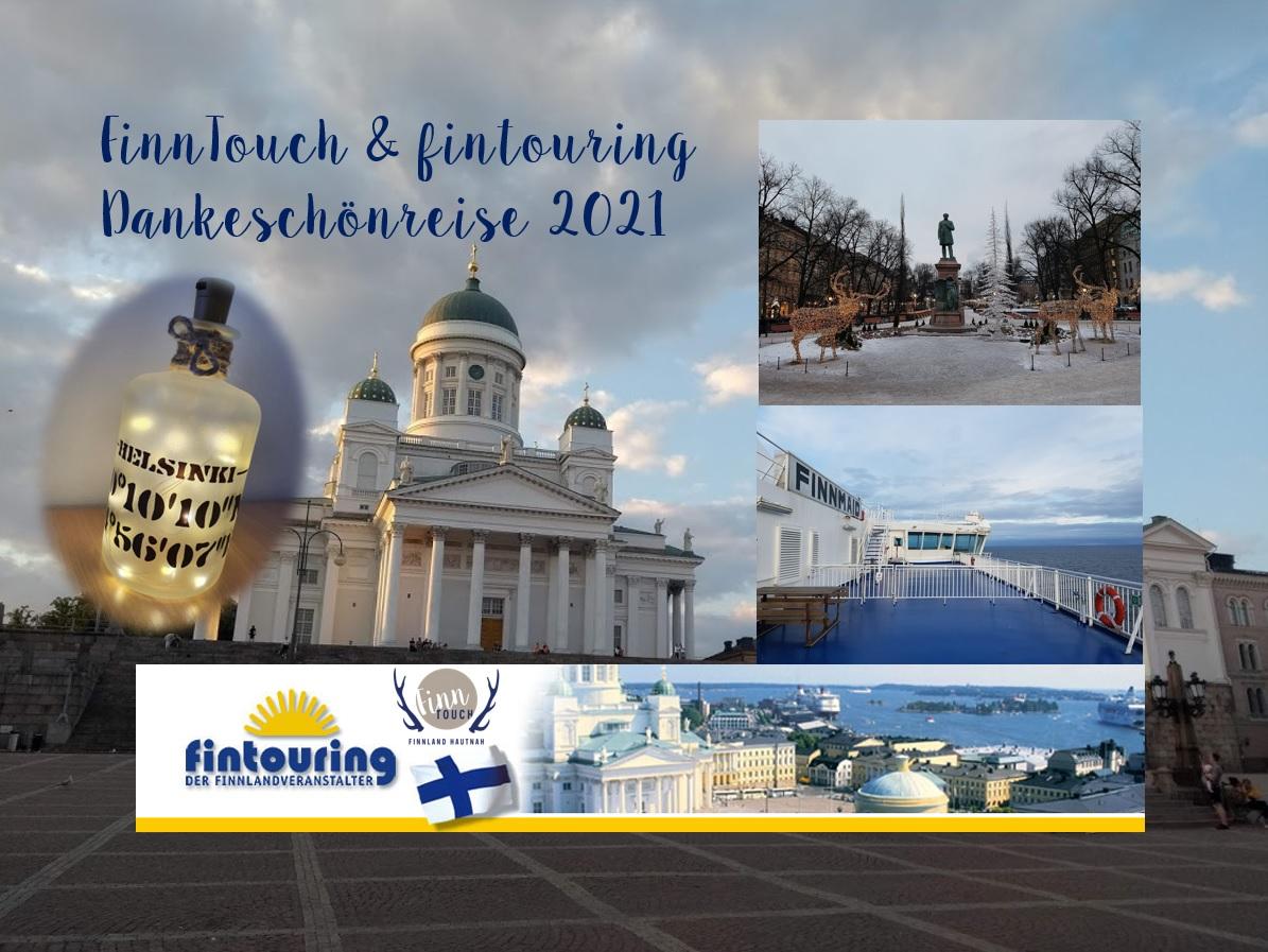 FinnTouch & fintouring Dankeschönreise 2021