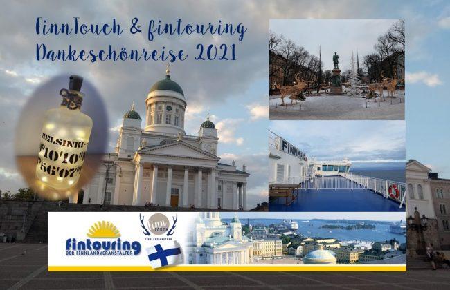 FinnTouch und fintouring Dankeschönreise 2021