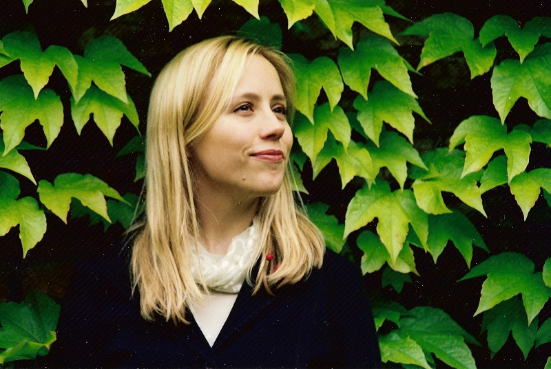 Die finnische Pianistin Terhi Dostal beim Nordischer Klang