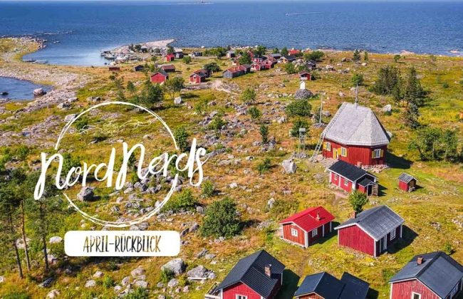 NordNerds Monatsrückblick April 2021 - Insel Maakalla (Finnland)