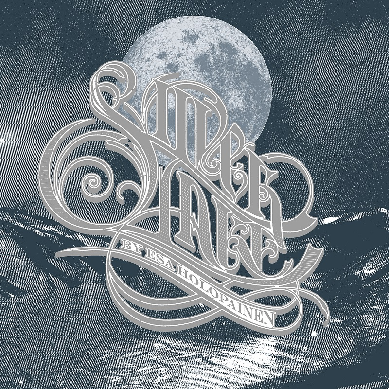 Album-Cover Silver Lake by Esa Holopainen