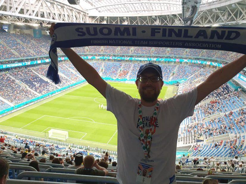 Finnland bei der Fussball-EM
