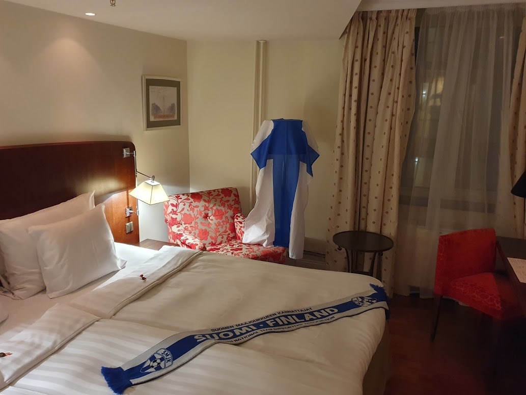 Sokos Hotel Olympia Garden St. Petersburg