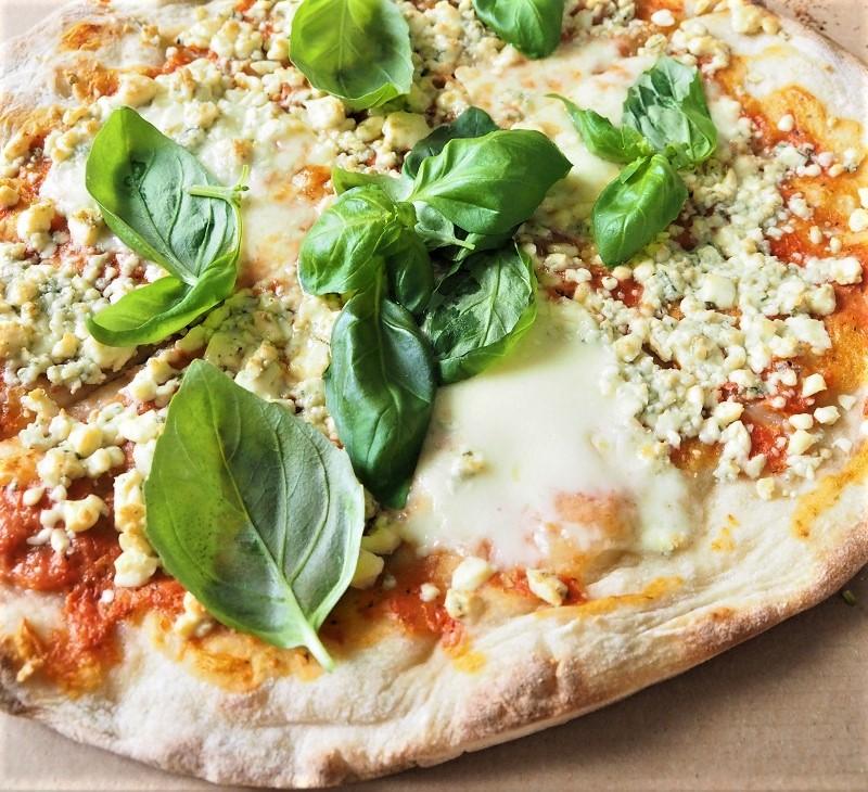 Pizza auf Katajanokanluoto