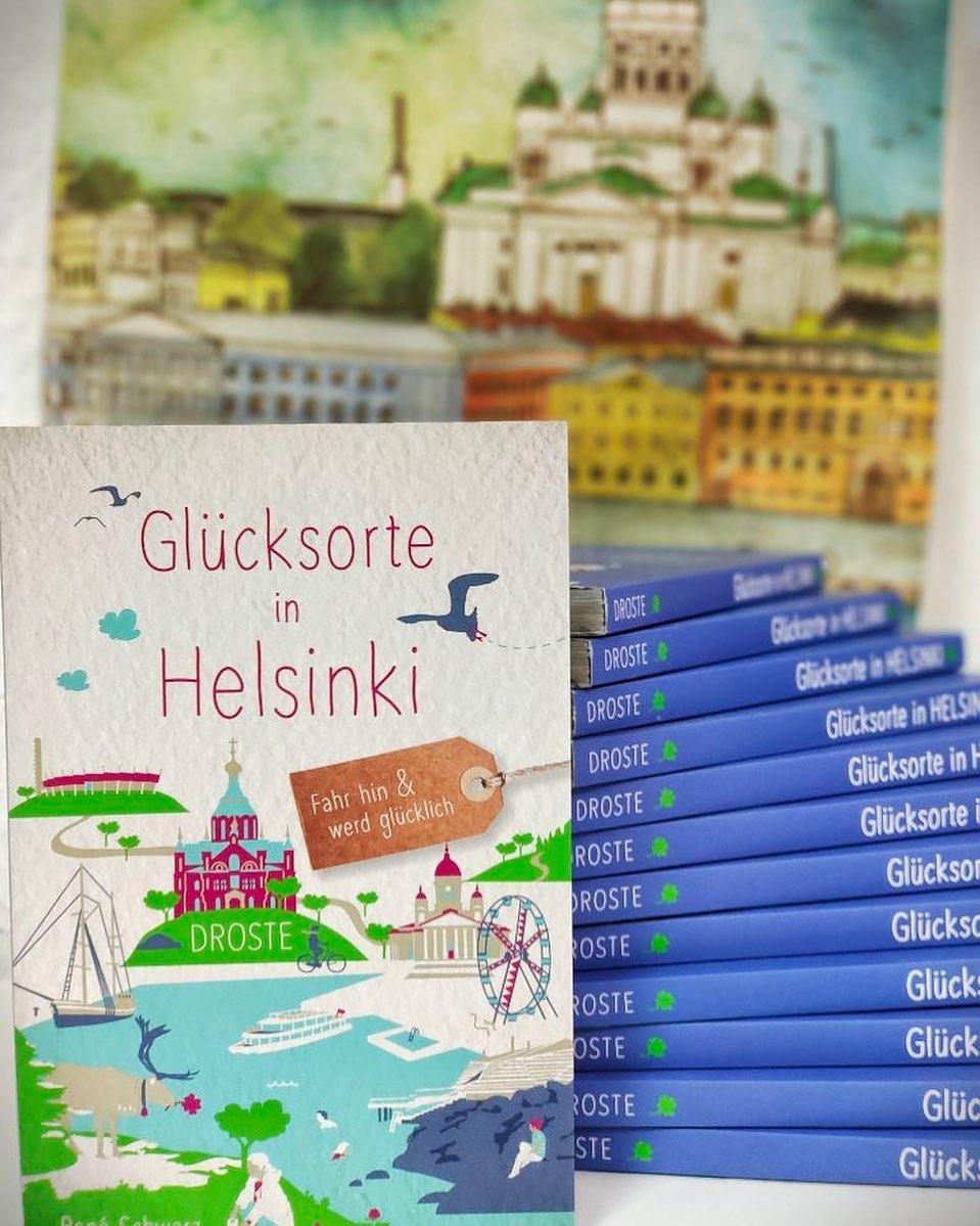 Glücksorte in Helsinki Bücher