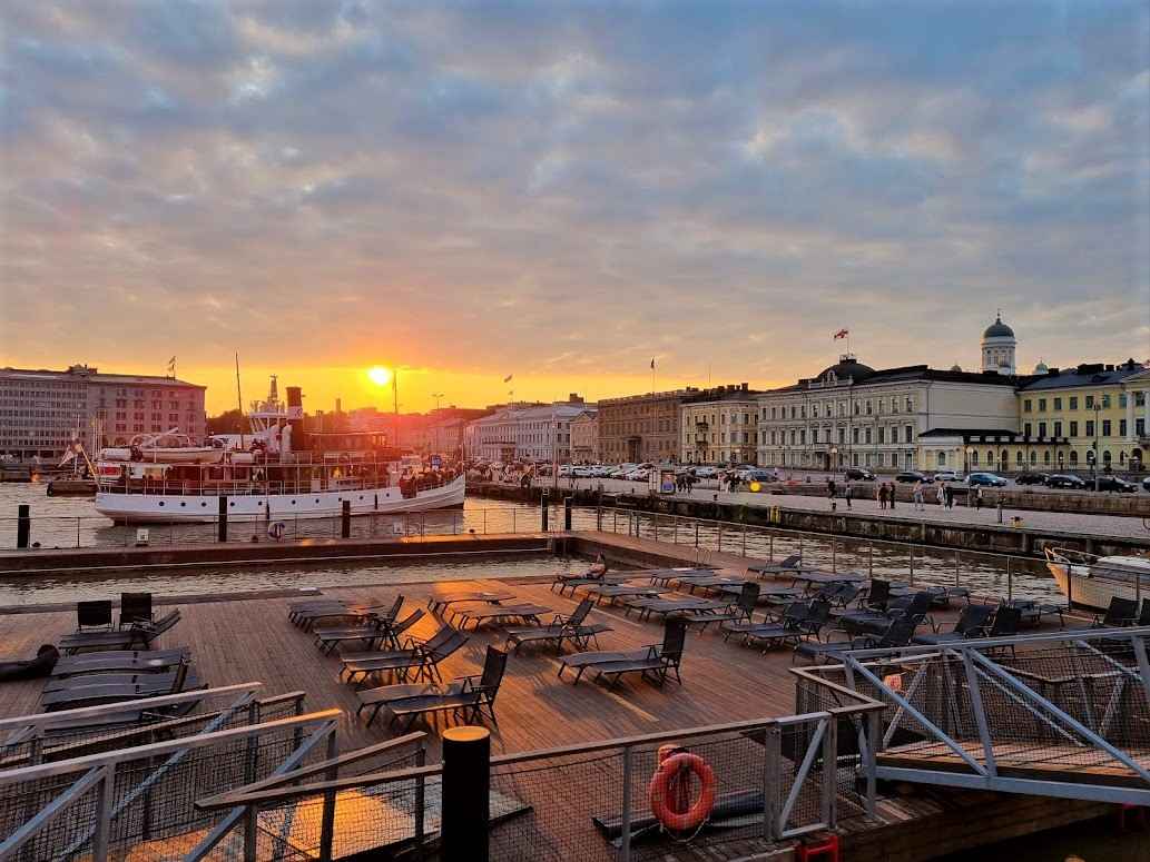 Allas Sea Pool Helsinki
