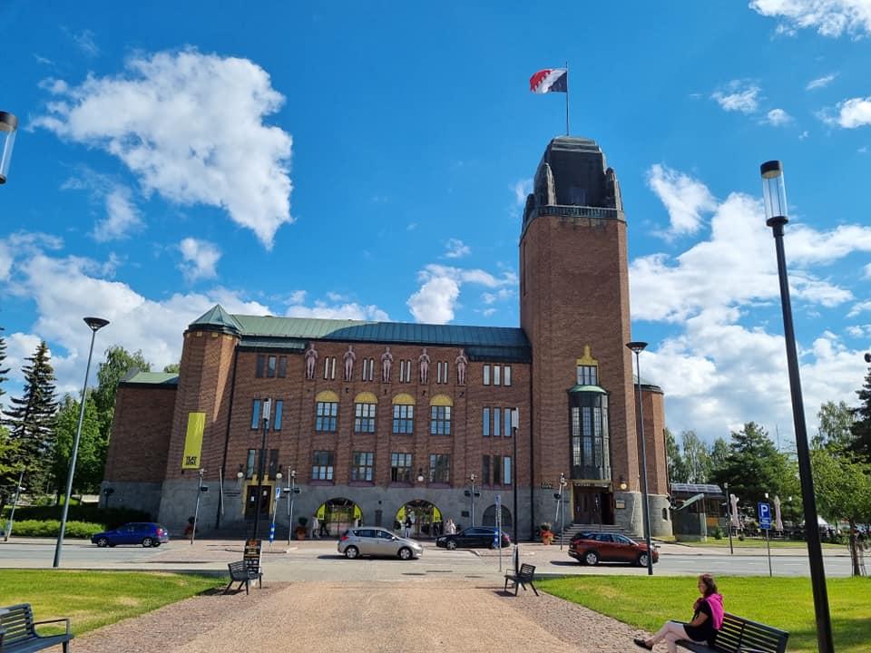 Rathaus von Joensuu