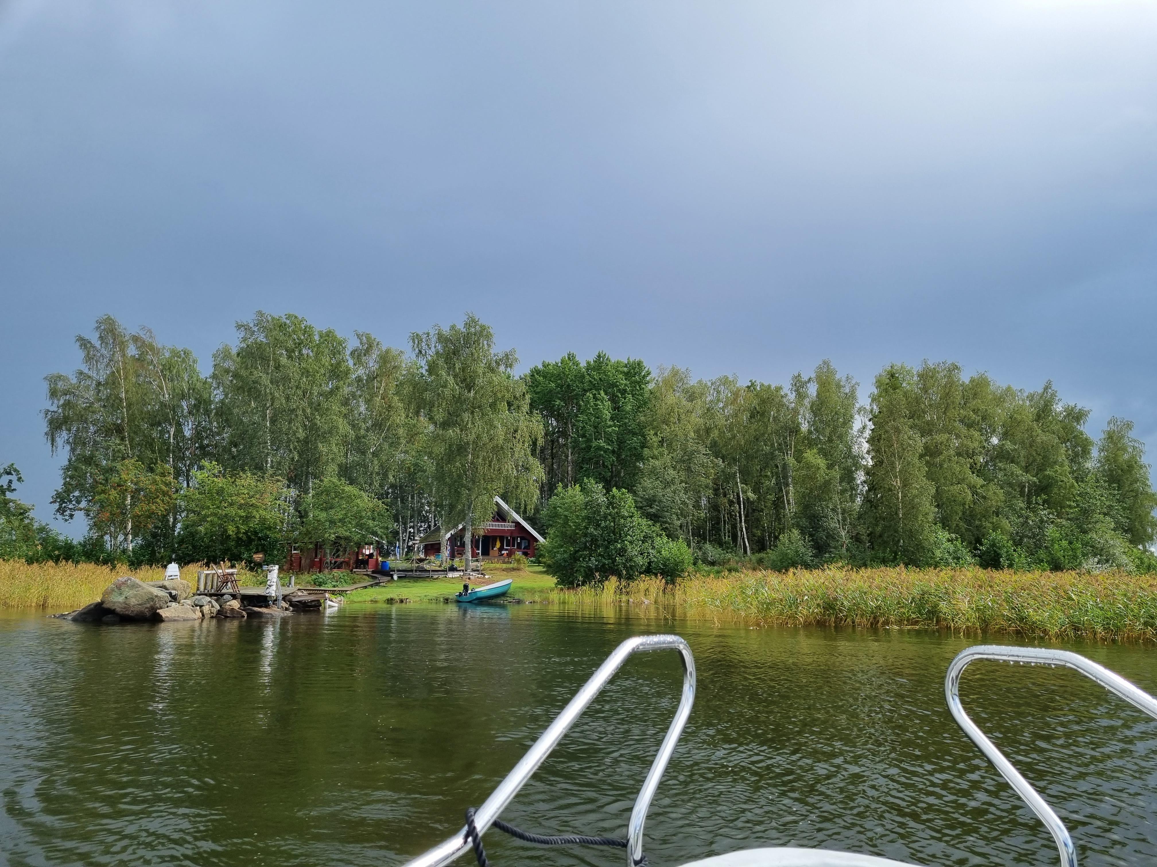 Majorsgrund Private Island