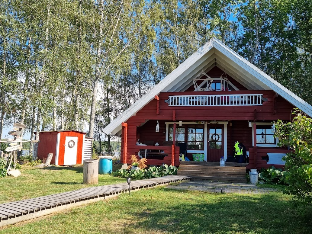 Haupthaus auf Majorsgrund