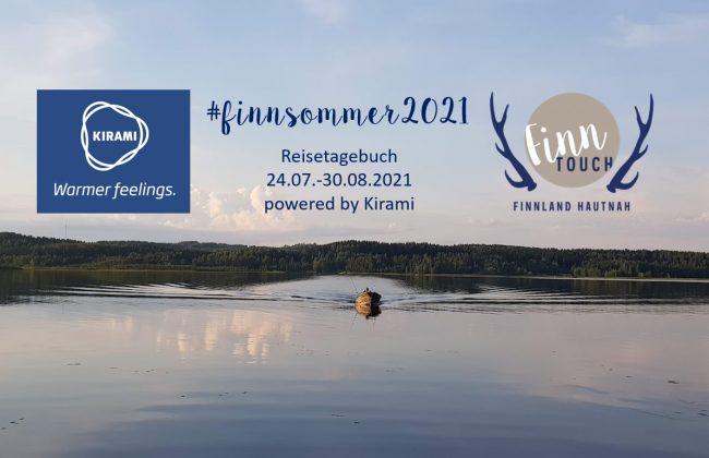 #finnsommer2021 - Finnland Reisetagebuch 2021