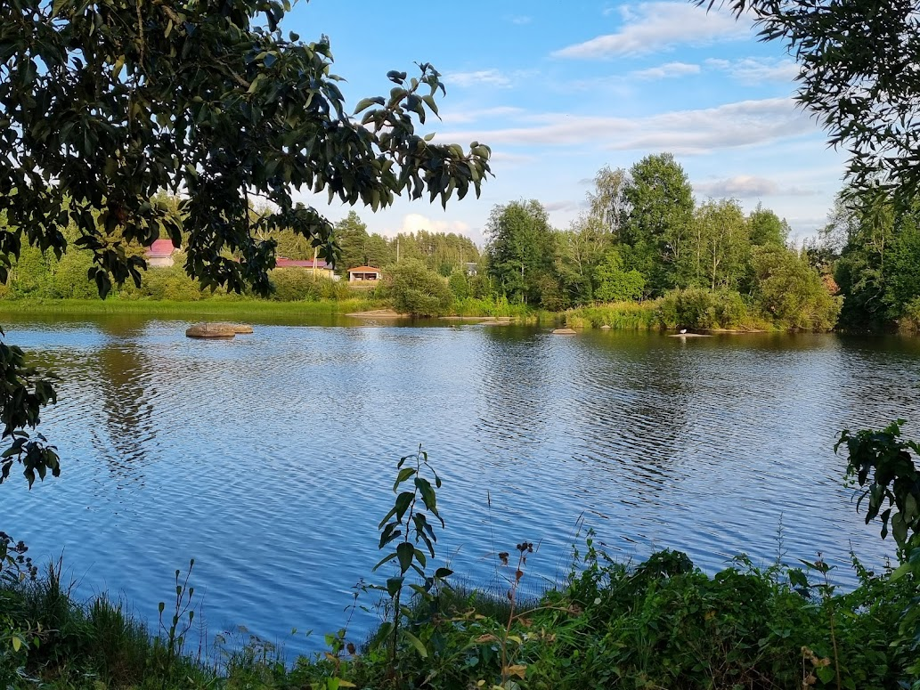 Kyrönjoki in Ylistaro