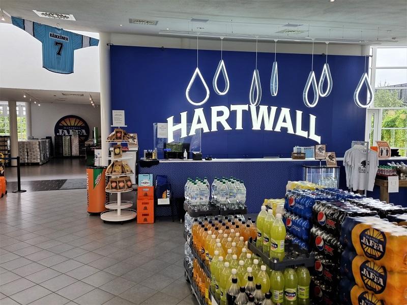 Hartwall Besucherzentrum Lahti