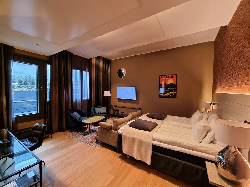 Loft-Room im Solo Sokos Hotel Lahden Seurahuone