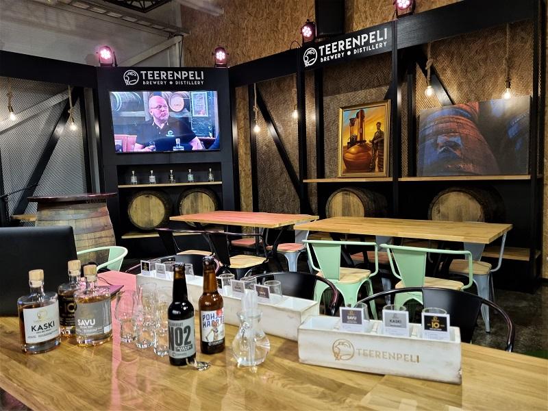 Teerenpeli Brauerei und Destillerie in Lahti